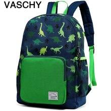 Детский рюкзак vaschy для девочек и мальчиков школьные ранцы