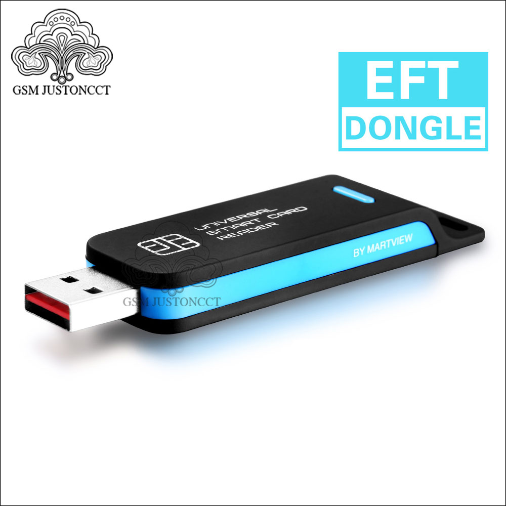 2020 ORIGINAL New EFT Dongle EFT Key 2 For Unlocking And Repairing Smart Phones