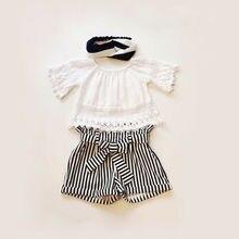 2019 Toddler Baby Kids Girl Royal Floral Strap Tops Shorts Summer Outfits Set Clothes цена в Москве и Питере