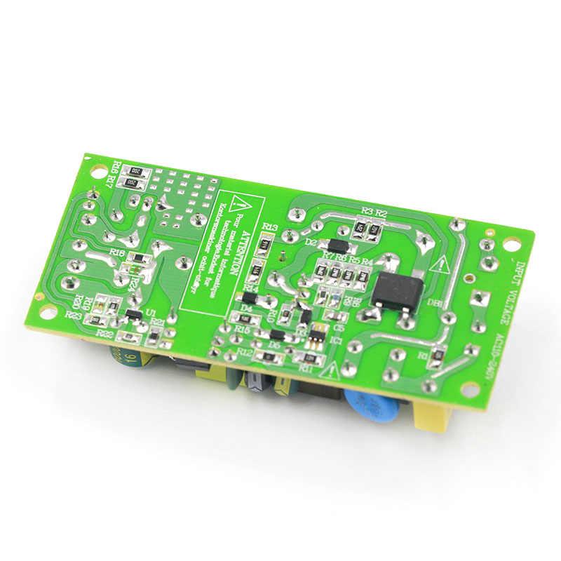 AC-DC 12V 1.5A 5V 2A anahtarlama güç kaynağı modülü çıplak devre 100-265V için 12V 5V kurulu TL431 regülatörü için değiştirin/onarım için