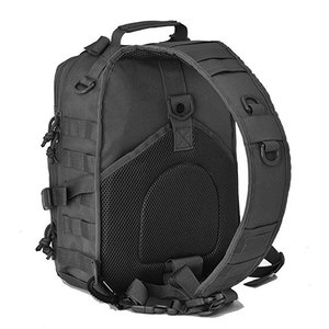 Image 3 - Tactical Assault Backpack Military Army Molle Bag Waterproof Hiking Rucksacks Sling Pack for Outdoor Sports Camping Hunting 20L