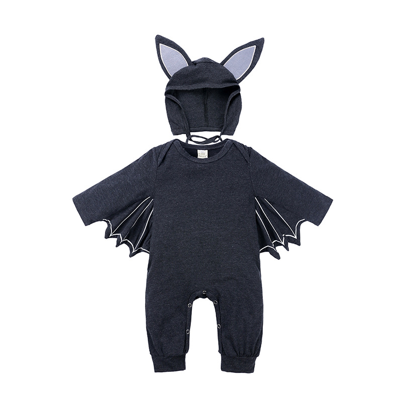 H747da72844b14c529a1c701694963079W 2019 Autumn Winter Newborn Baby Clothes Unisex Christmas Clothes Boys Rompers Kids Costume For Girl Infant Jumpsuit 3 9 12 Month
