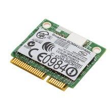 Mini pci-e bcm94322hm8l dw1510 faixa dupla 300m cartão sem fio para dell e4200 e5500 r9jb