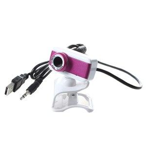 USB 2.0 HD Webcam Camera 1080P