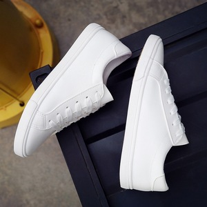 Casual white shoes woman 2019