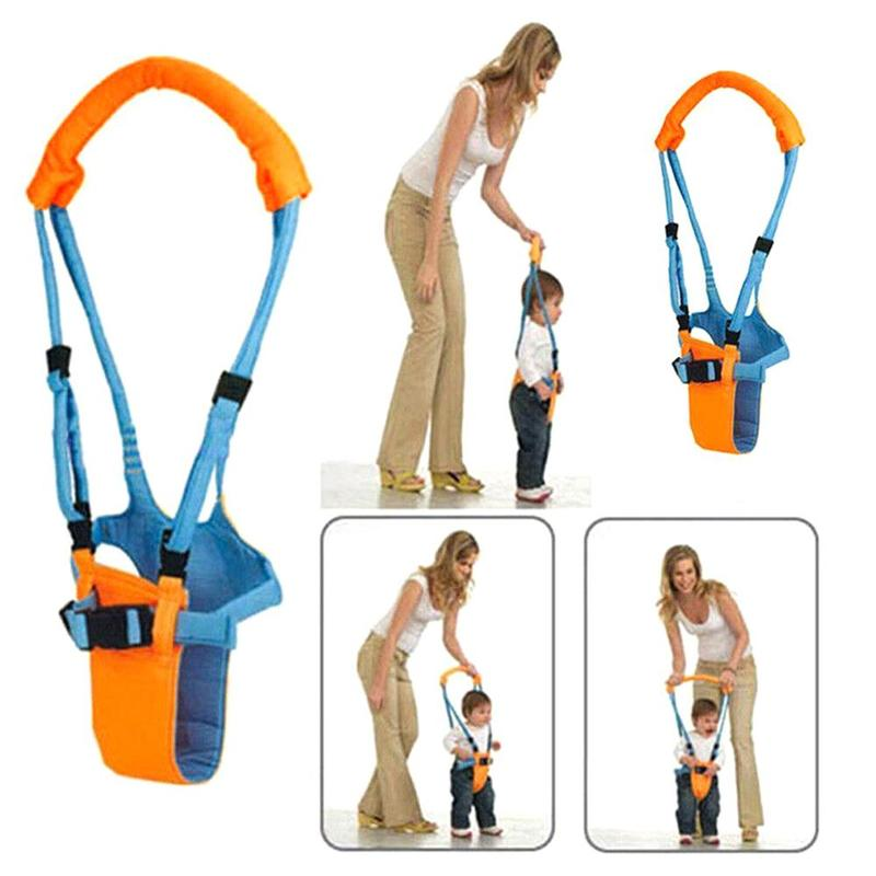 New Baby Kids Activity Harnesses Leashes Kid Baby Walker Infant Toddler Harness Walk Learning Assistant Walker Jumper Strap Belt