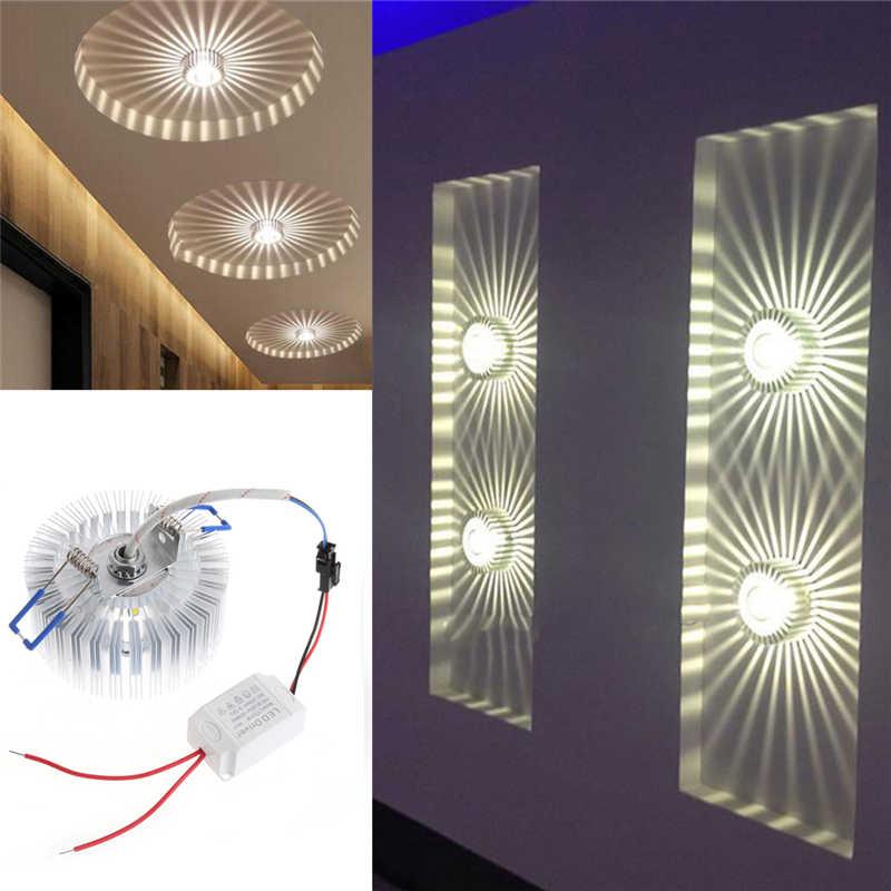 3 ワット白色 Led アルミ天井照明器具ペンダントランプ照明シャンデリア E65B
