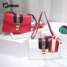 Women Handbag Brand Luxury Leather Crossbody Bag For Messenger Womens Genuine Bow-tie With Wide Strap Hot