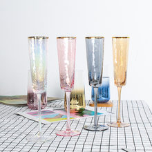 2 pçs phnom penh martelo copo de vinho europeu vinho tinto champanhe taça copos casa bar festa drinkware copos vidro presentes