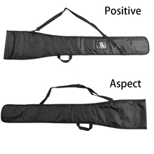 Oxford 126*26cm Kayak Paddle Bag With Carry Handle Waterproof Split for Outdoor Rowing Inflatable Boat Accessories