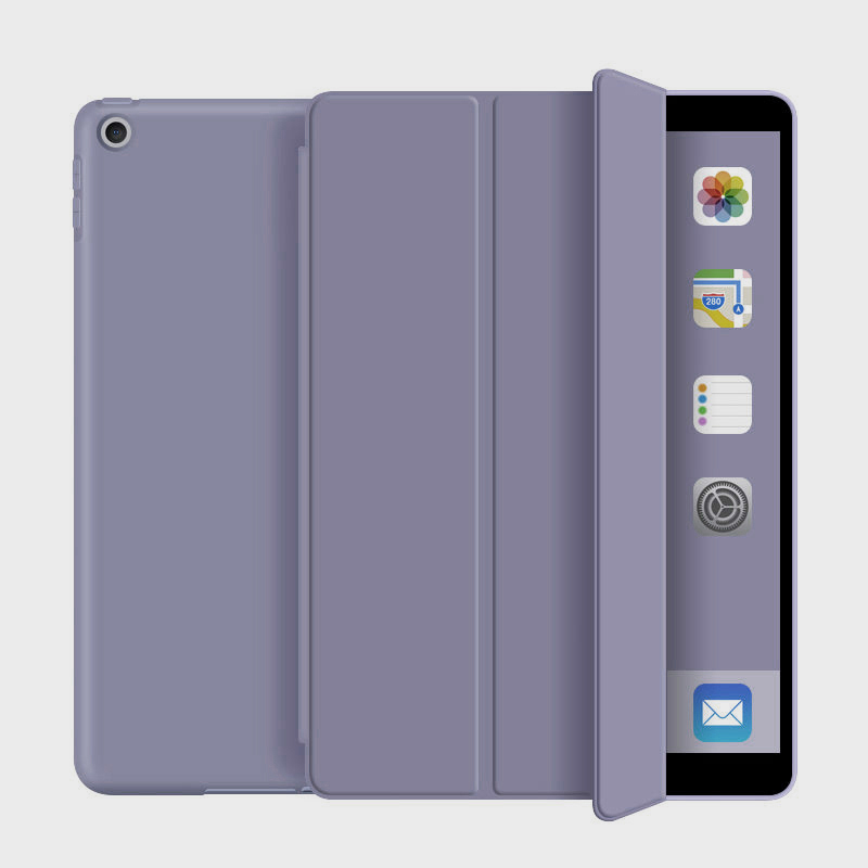 Lavender Beige For iPad 10 2 inch 8th 2020 model A2270 Tablet Case for iPad 10 2 inch