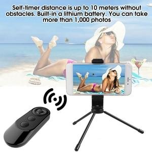 Image 5 - Neue Auslöser Kamera Controller Adapter für Selfie Zubehör Foto Control Bluetooth Remote Taste für Selfie