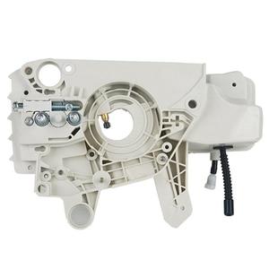 Image 3 - שמן דלק גז טנק דפוק מנוע שיכון Fit עבור Stihl 023 025 Ms 230 Ms 250 מסור