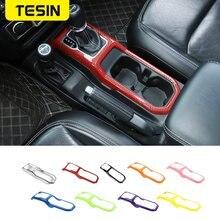 Tesin abs крышка переключения передач Панель украшения крышки