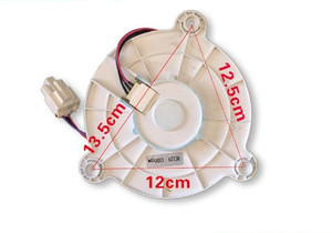 Image 5 - Nuovo per il Frigorifero Motore ZWF 30 3 1PCS parte