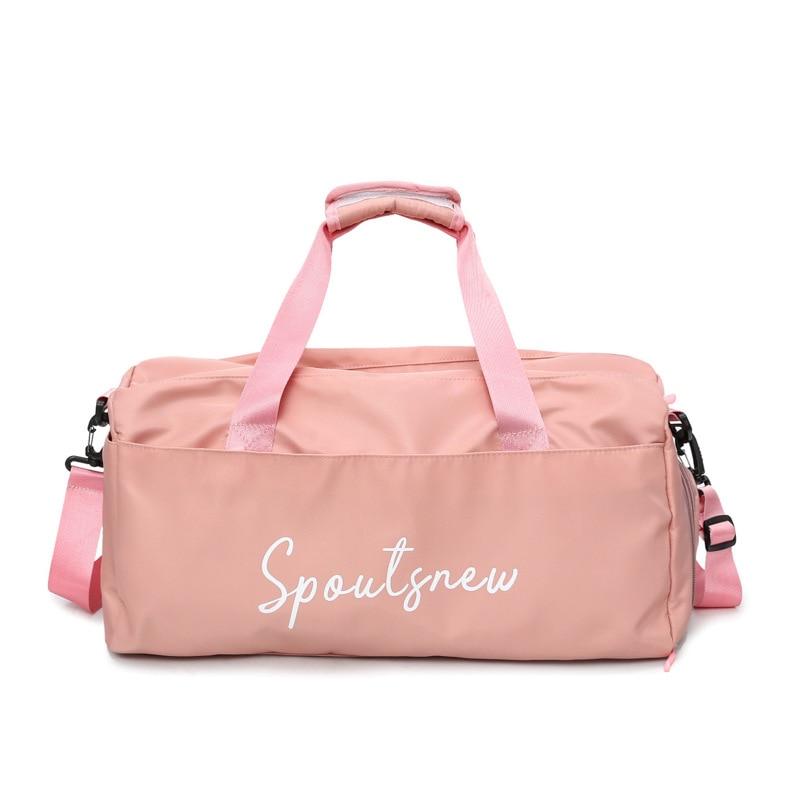 Men Gym Bags For Fitness Training Bags Women Sport Shoes Storage Handbag Crossbody Waterproof Outdoor Travel Sac De Sport Bags