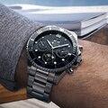 Mechanische Uhren Männer Top Luxus Marke Karneval Uhr Sport Automatische Uhren Saphir Wasserdicht Männer Uhr Relogio Leucht