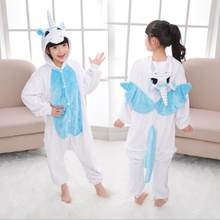 Boys Girls Elephant onesies Christmas Pajamas Cartoon Animal Licorne Onesie Boy Halloween Costume Pyjamas Kids Baby Clothes(China)