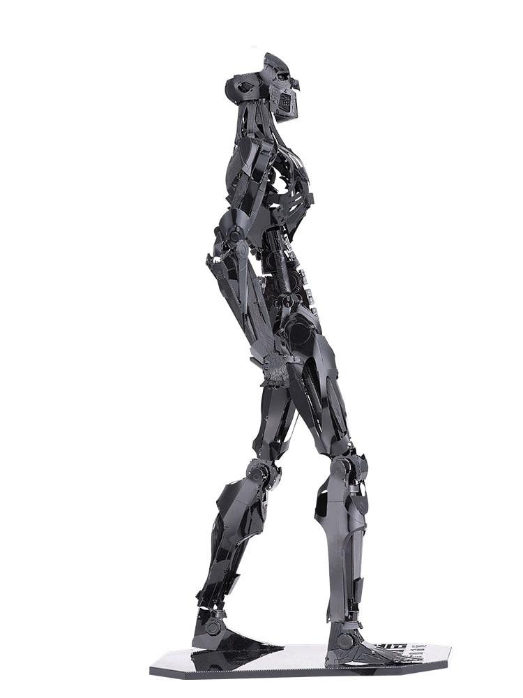 Piececool TERMINATOR:DARK FATE    REV-9 DIY 3d Metal Nano Puzzle Assemble Model Kits IP001-KS Laser Cut Jigsaw Toys