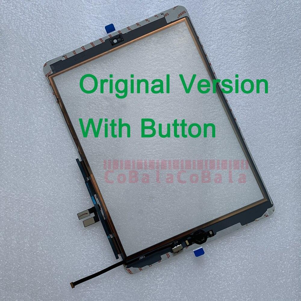 Touch A2200、8 2020 Sensor iPad A2428 A2270 7th Generation A2198 A2430 7 10Pcs Screen For 10.2 A2197 Digitizer 2019 8th A2429