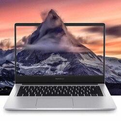 Original xiaomi redmibook 14 polegada portátil ryzen 8 gb ram 512 gb ssd radeon vega8 fhd computador portátil bateria longa