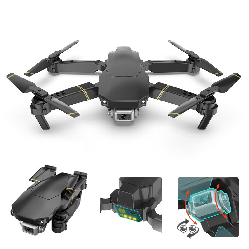 Global drone 4K EXA Dron and HD 1080p camera real-time video drone X Pro RC helicopter FPV drone VS drone E58 E520 image