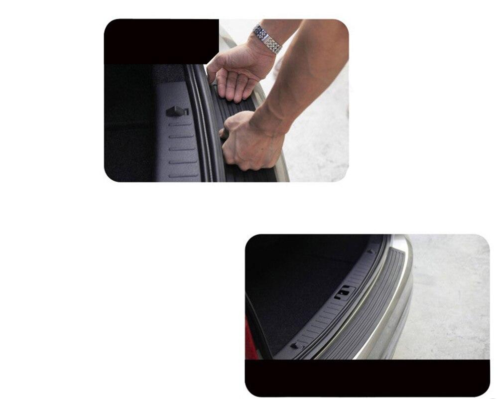 90 سنتيمتر 104 سنتيمتر السيارات أجزاء SUV الجذع المضادة للتصادم الوفير سطح حماية لسيتروين c3 c4 2009 2002 2004 2006 دايو