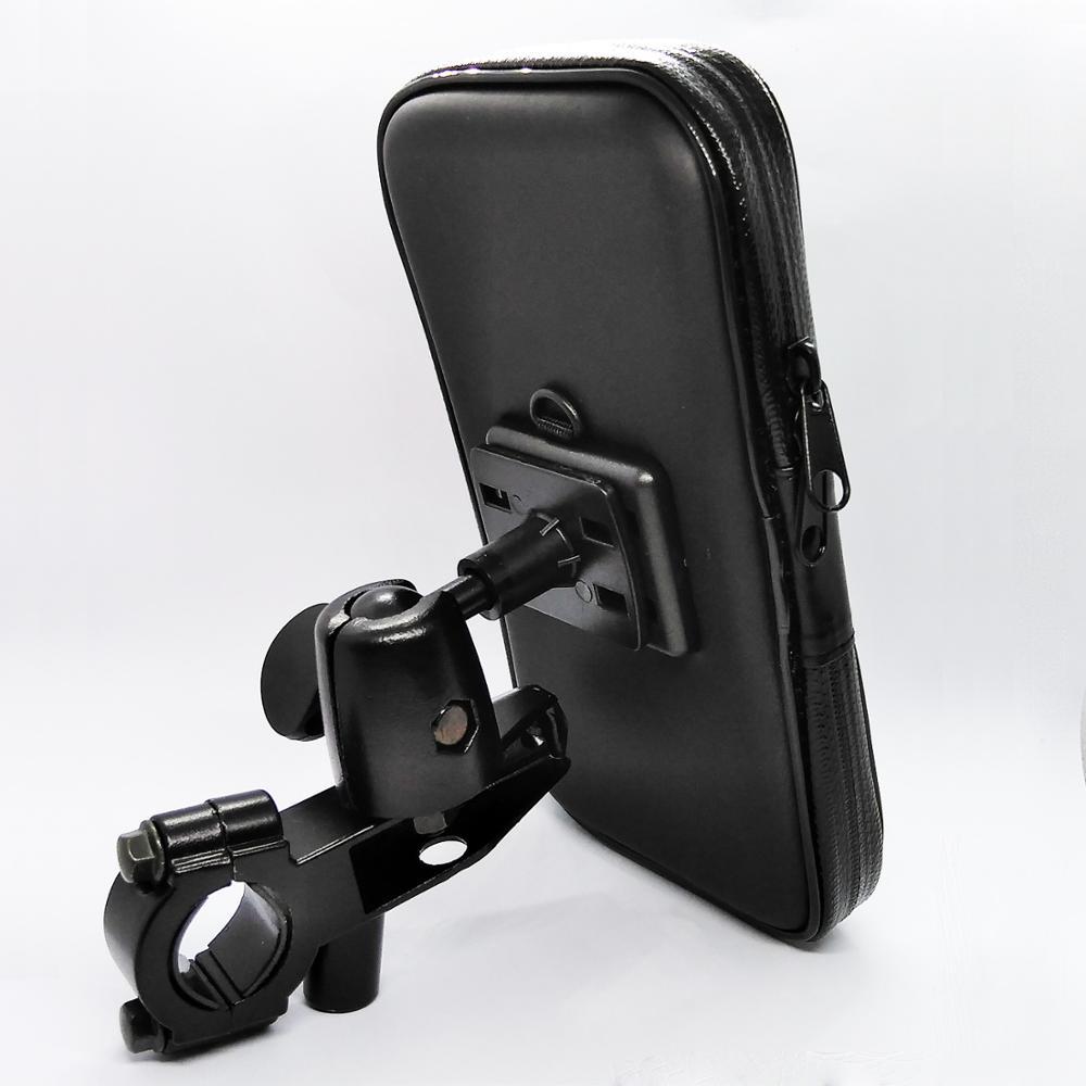 360° Bicycle Bike Handlebar Phone Holder Mount Cradle For Meizu Note 9