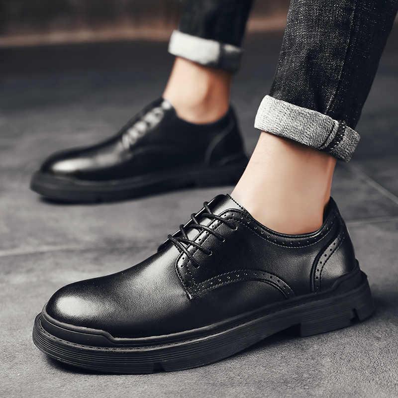 Tips Merawat Sepatu Kulit Agar Tidak Mudah Rusak