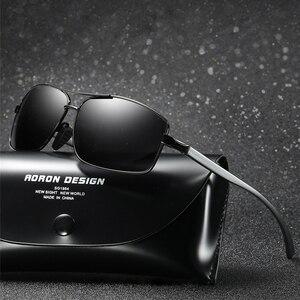 AORON Mens Polarized Sunglasse