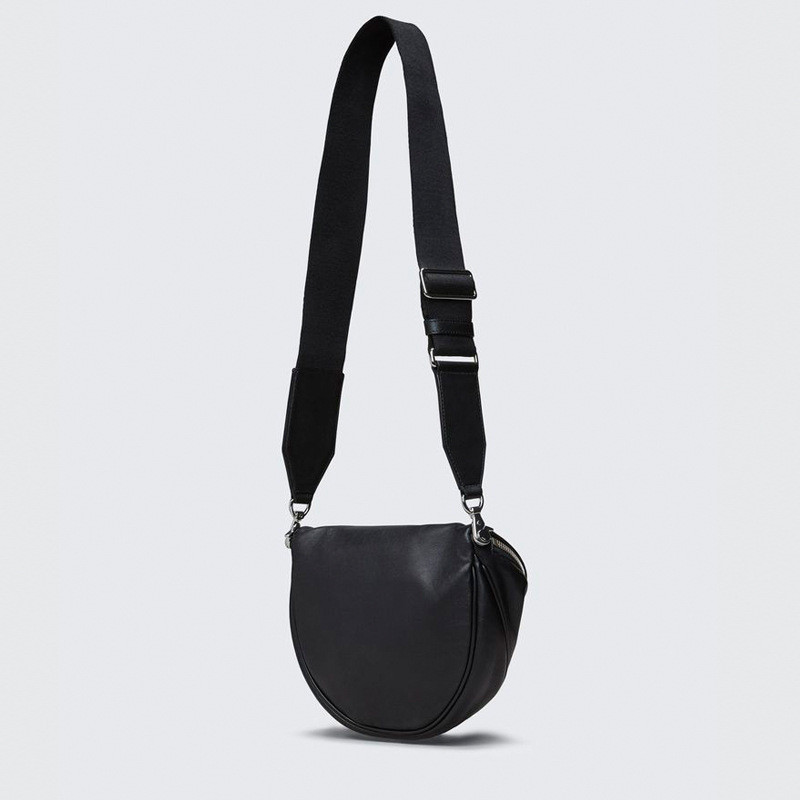 Image 4 - PNDME casual fashion genuine leather ladies chest bag soft 