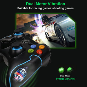 Image 3 - 2.4G Wireless ESM 9013 Gamepad Game joystick Controller Fit for PC Windows For PS3 TV Box Android Smartphone