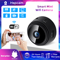 1080P HD мини камера WiFi Беспроводная камера обеспечения безопасности камера удаленный мониторинг движения темная камера ночного видения