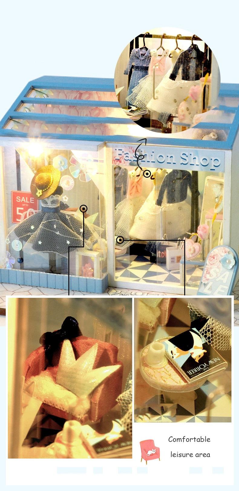 H7483a662895e439d96f7678f11a89b0eC - Robotime - DIY Models, DIY Miniature Houses, 3d Wooden Puzzle