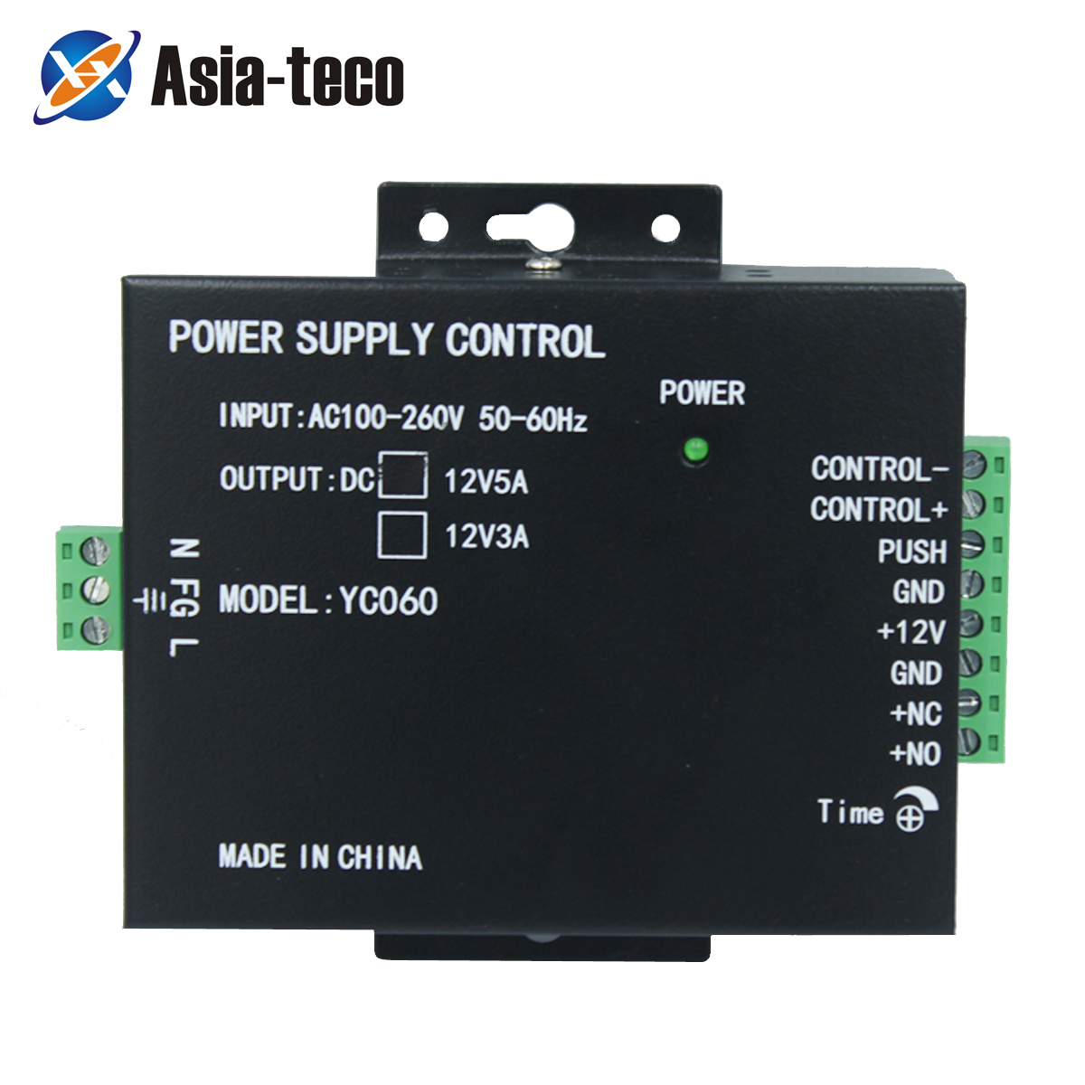 Mini Power Supply Door RFID Fingerprint Access Control Supplier Adapter Covertor System Machine DC 12V 3A 5A AC 100~260V
