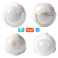NEO COOLCAM Smart WiFi PIR Motion Sensor Menschlichen Körper Sensor Detektor Home Alarm System Smart PIR Motion Sensor Tuya Smart leben