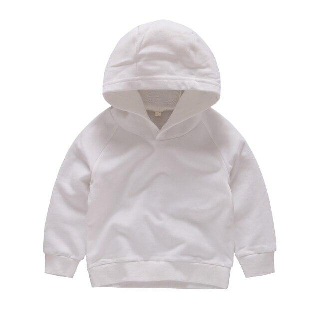 Kids Hoodies for Girls Children's Sweatshirt Child  Sportswear 5
