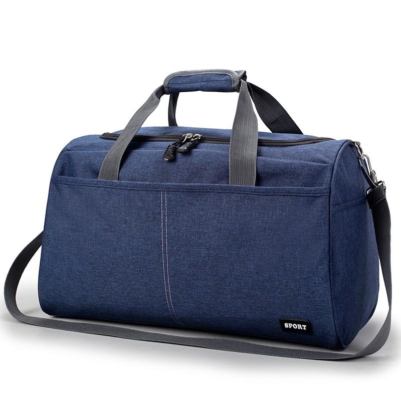 Oxford Cloth Women's Travel Bag Waterproof Men Business Travel Duffle Luggage Packing Handbag Shoulder Storage Bags Holiday Tote