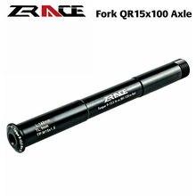 Велосипедная вилка ZRACE для горного велосипеда QR15x100/QR15x110, передаточная ось, Рычажные аксессуары для ROCKSHOX / FOX 35 г, 15x100 15x110 QR15 15*100 15*110