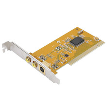 Tarjeta de captura de datos AV PCI 1394 878A, tarjeta de captura de vídeo de vigilancia HD para Windows s98/2000/xp