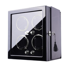 Watch-Accessories Watch-Winder-Box Mechanical-Display Automatic with Silent-Motor And