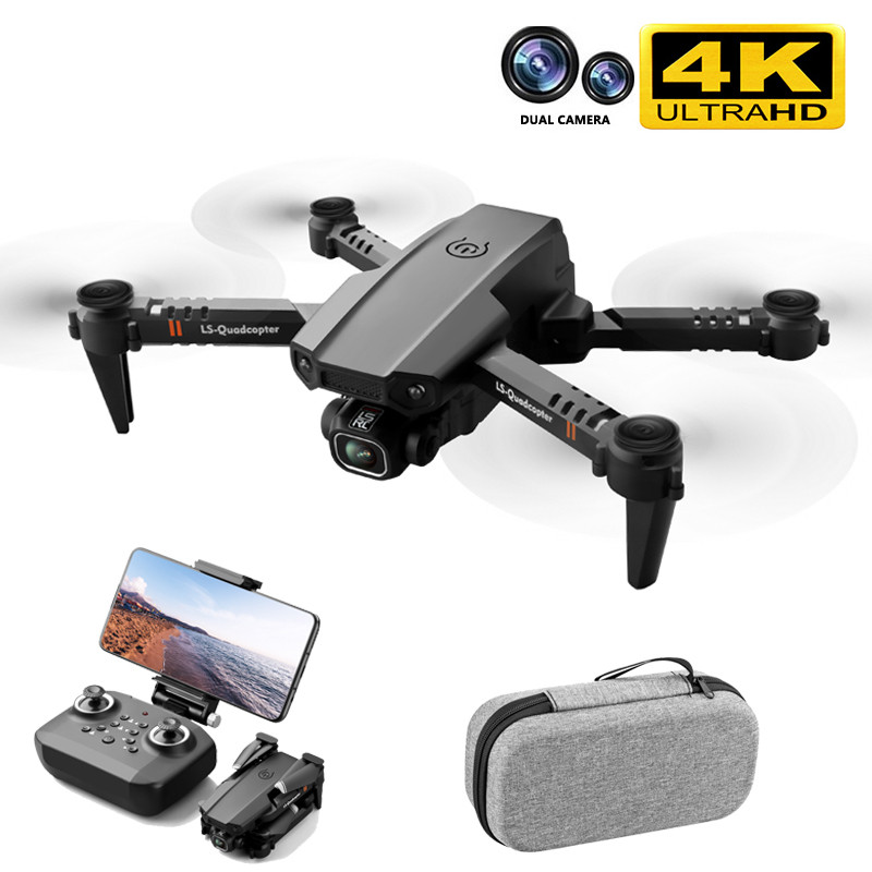 XT6 RC Helicopters Drone With 4K HD Camera Video Shooting Drone Quadcopter with FPV Remote control toys for Kids Gift