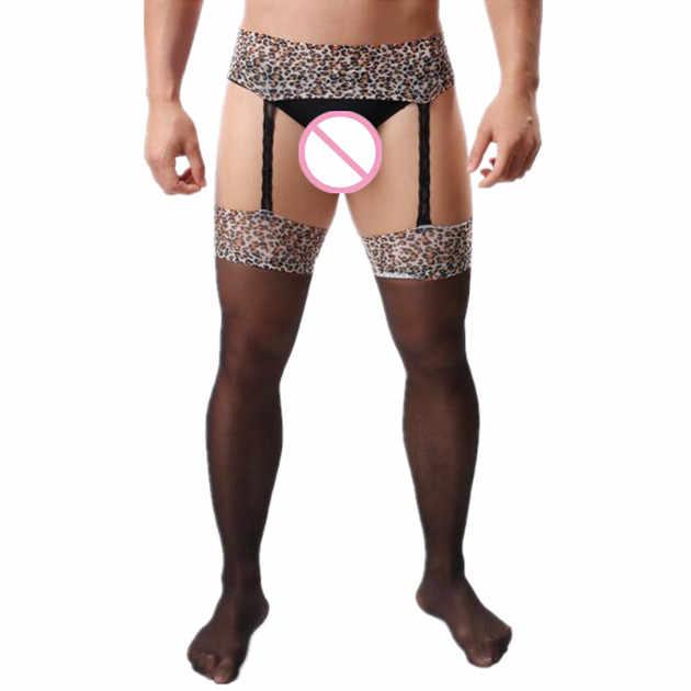 женское белье чулки колготки для мужчин
