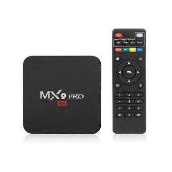 Con 1 año de MX9 Pro Italia IPTV RK3328 2G/16G Italia IPTV EPG 4000 + en +  VOD configuró Europa