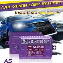 Автомобильные ксеноновые тонкий балласт ксенона светильник головной