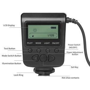 Image 5 - Ateş Led makro halka flaş ışığı Canon için 650D 6D 5D Nikon D3200 D3500 D5300 D7100 D7500 Olympus e420 Pentax k5 K50 DSLR kamera