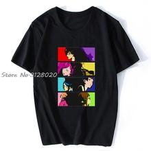 Persona 5 T-Shirt Manga Anime japonya Ann Takamaki Ryuji Sakamoto Morgana Makoto Niijima Ren Amamiya Yusuke Kitagawa Tees