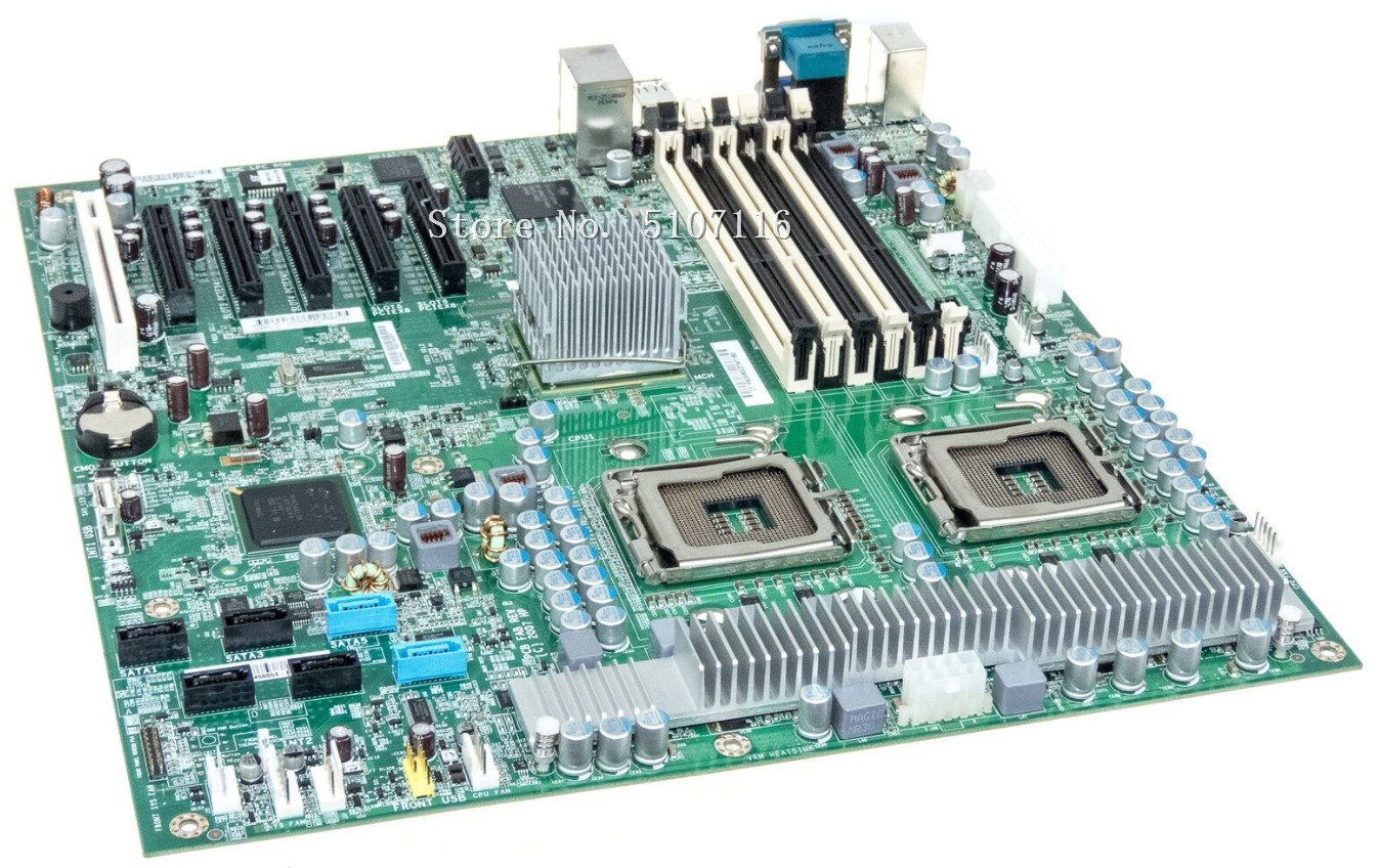 High Quality  Motherboard For DL180G5 461511-001 450054-001 Server Board Will Test Before Shipping