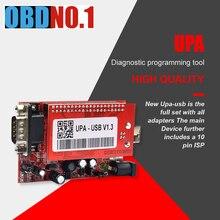 UPA USB 1,3 OBD2 программист диагностический Основной блок ECU Чип Tunning UPA USB UPA USB V1.3 с полным адаптером