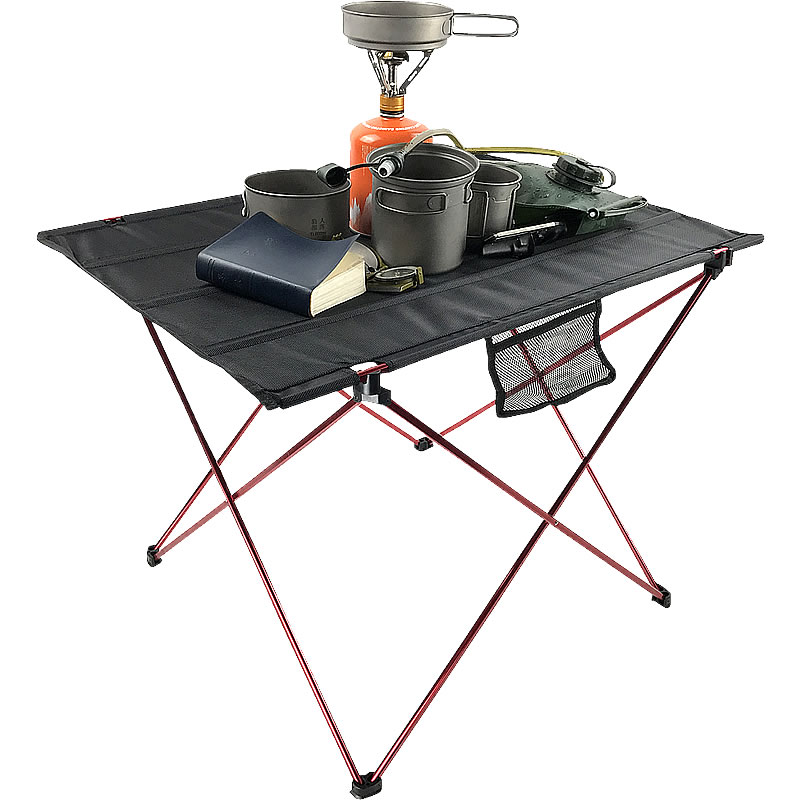 Foldable Outdoor Furniture Picnic Aluminium-Alloy Ultra-Light Camping 6061 Computer